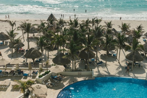 Beach NYX HOTEL CANCUN Cancun